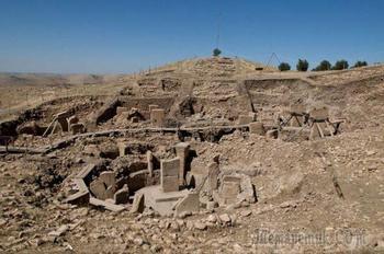 Доисторические цивилизации: загадочные места