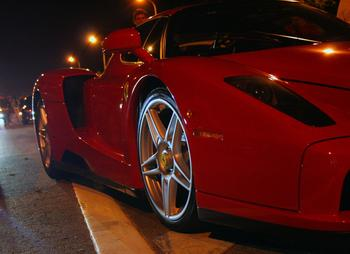 Редкие автомобили в России и их истории: Ferrari Enzo