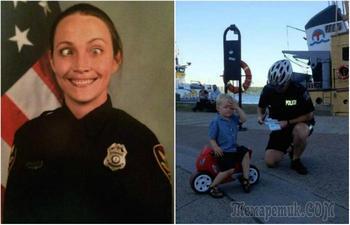 15 снимков, доказывающих, что полицейские тоже умеют развлекаться