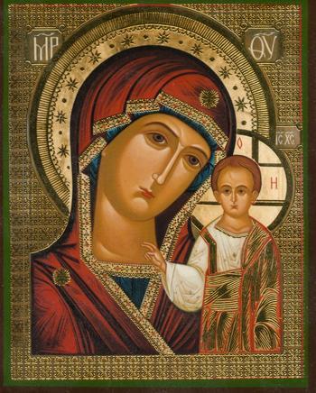 Храм иконы Божьей Матери Казанской в Вырице: история основания, святыни и настоятели