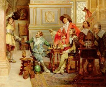 Три мушкетера: 175 лет спустя