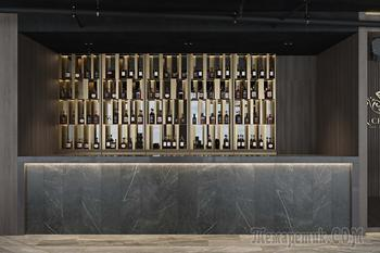 Ресторан Crystal Lounge 360 кв.м.