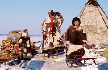Какую одежду носят люди живущие на крайнем севере