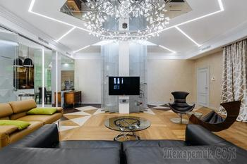 Квартира для большой семьи