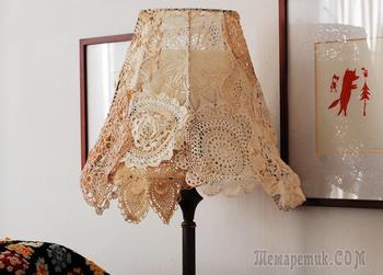 Винтажные лампы своими руками. 8 оригинальных идей