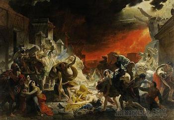 10 малоизвестных и интереснейших фактов о древнем городе Помпеи