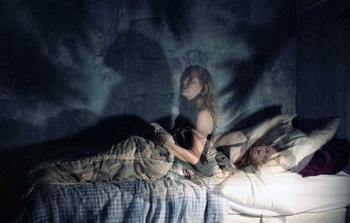 """""""Каждую ночь неведомая тварь приходила ко мне и вела себя как насильник"""""""