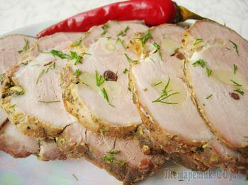 Как вкусно приготовить свинину в рукаве для запекания