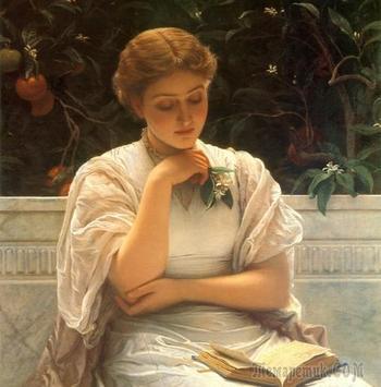 Чарльз Эдвард Перуджини, британский художник викторианской эпохи