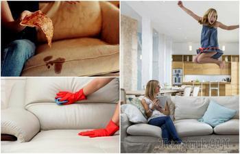 12 простых правил, которые помогут продлить жизнь дивану и сохранить его безупречный вид