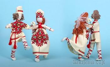 Куклы-обереги на Руси