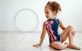 Каким спортом полезно заниматься маленьким девочкам?