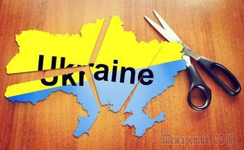 Украина теряет Черновицкую область и Закарпатье