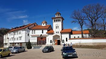 Монастырь Святая Петка Параскева вблизи Софии