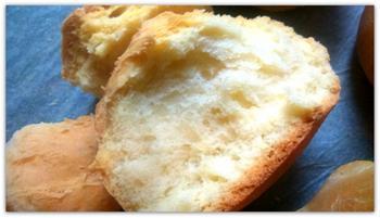 Хлебчики на молоке