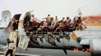 Невероятные фотографии, сделанные сразу после катастроф