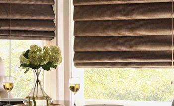 Как превратить обычные старые шторы в римские