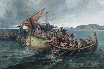 Как предки казаков русские пираты ушкуйники, наводили ужас на Северную Европу и Золотую орду