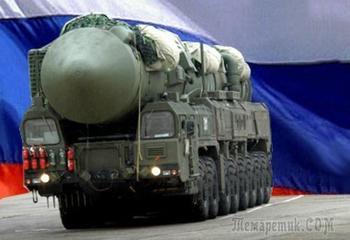 Самые мощные страны, имеющие ядерное оружие