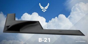 Проверенные временем идеи: новые изображения бомбардировщика B-21