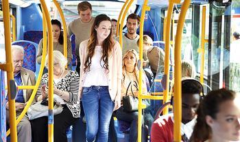 Этикет в общественном транспорте: 15 правил