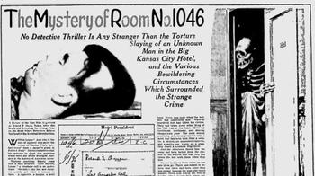 Убийство в номере 1046