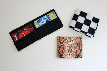 Самый простой кошелёк: мастер-класс