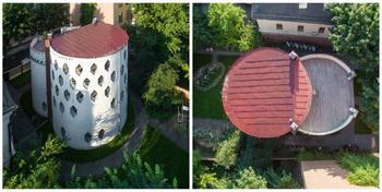 Москва архитектурная: 10 самых необычных зданий нашей столицы