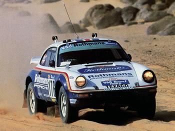 11 успешных спортпрототипов, выигрывавших ралли-рейд Дакар