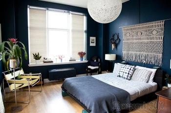Покраска стен в интерьере: виды, дизайн, сочетания, выбор цвета