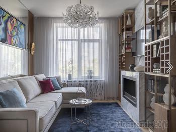Квартира 47 м2 для девушки в Москве
