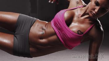 15 упражнений с собственным весом тела для сжигания жира