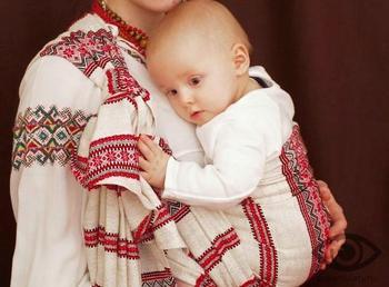 Талисман для младенца своими руками