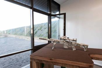 Снайперская винтовка Чукавина. Оружие, из которого стрелял Путин