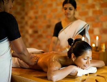 Аюрведический массаж — 10 видов и описание процедур