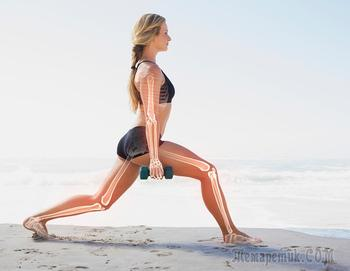 Простые способы укрепить кости