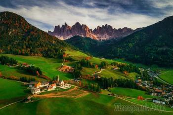 Между небом и землёй: 19 впечатляющих фото, занявших призовые места на конкурсе SkyPixe