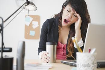 Наиболее распространенные причины сонливости