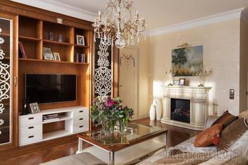 Как сделать гостиную просторной. Киев