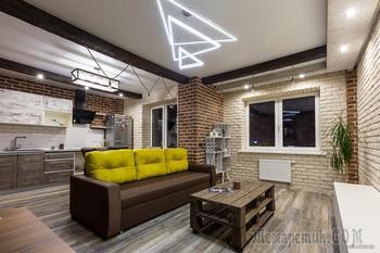 Создать интерьер в стиле лофт и сэкономить на ремонте $7,5 тысячи в эквиваленте