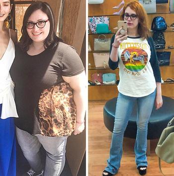 Фотографии людей, которые больше не могли смотреть на себя в зеркало и решили круто изменить свою жизнь
