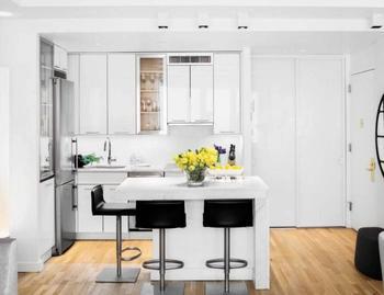 Дизайн интерьера маленькой кухни, или Как нескольким квадратных метрам засиять по-новому