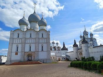 Ростов Великий. Первое знакомство