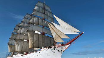 Кругосветные паруса Будни и праздники российского барка «Седов»
