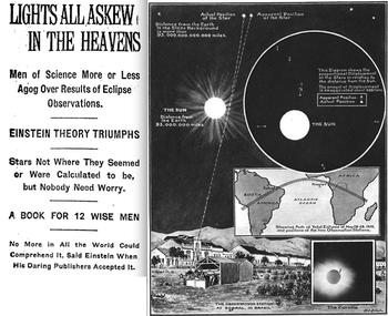 10 интересных фактов о теории Большого Взрыва
