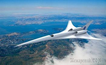 10 футуристических авиалайнеров, которые могут стать реальностью уже в ближайшие годы