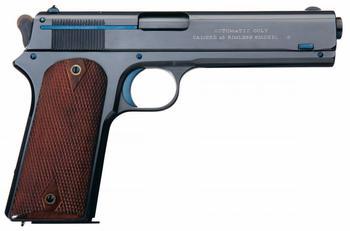 Пистолет Кольт Модель 1905 года Военный, 45 калибра (Colt Model 1905 Military .45 ACP) и его разновидности