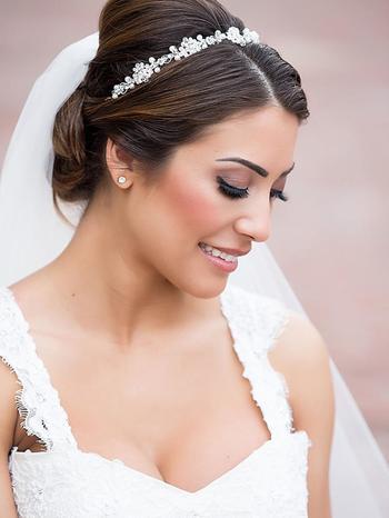 Свадебный макияж — фото создания прекрасного образа шаг за шагом