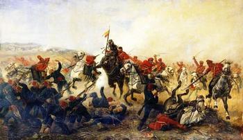 Персидский поход Карягина или русские спартанцы
