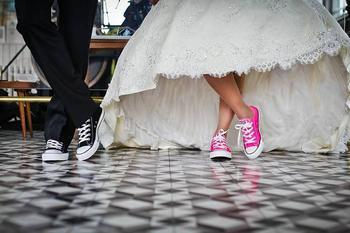 Зимняя свадьба: как одеться стильно в мороз
